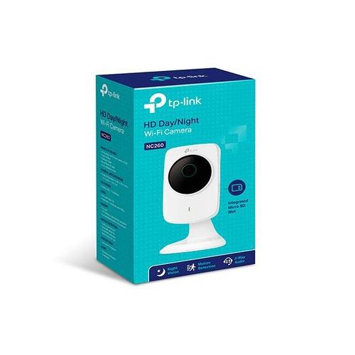 camara ip seguridad tp-link nc260 wi-fi