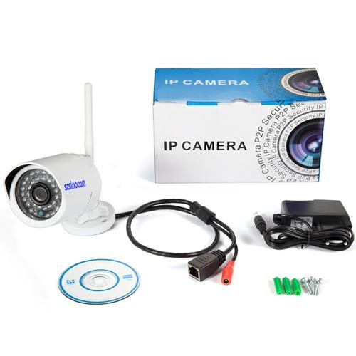 camara ip sn-ipc- hd megapixel h. infrared night distance