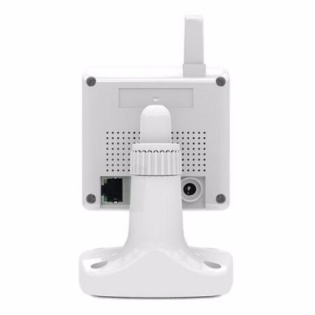 cámara ip tenda c5s, hd 720p wifi, audio, ir, plug and play