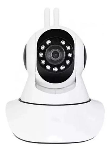 camara ip wifi 360° vision nocturna 2 antenas yosee- v380