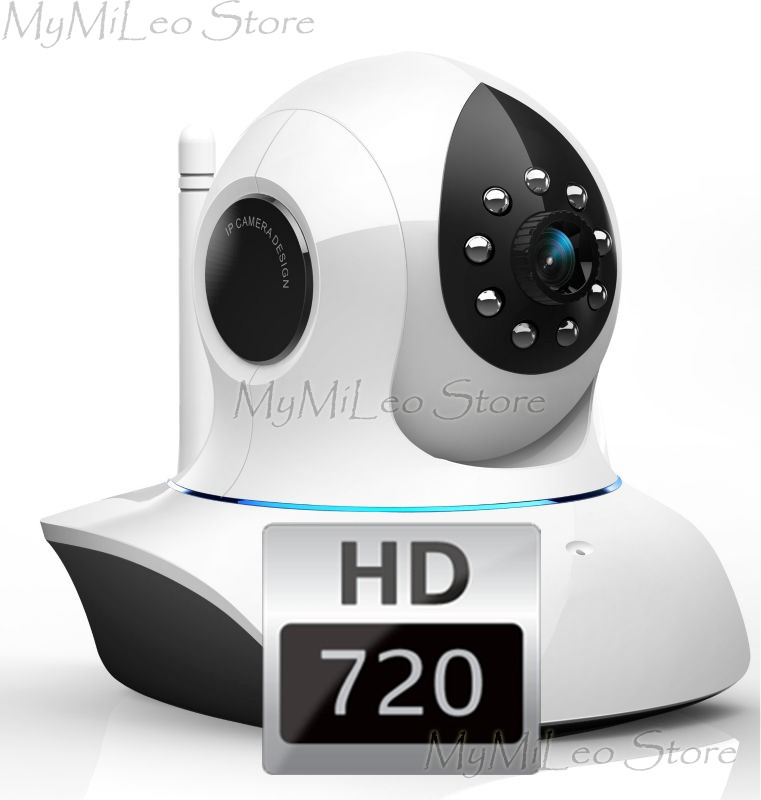 Camara ip wifi 720p hd android iphone dvr vigilancia daa - Camaras de vigilancia ip ...