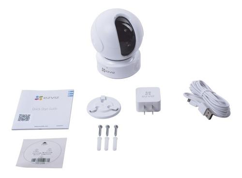 cámara ip wifi c6cn full hd cv246-a0-1c2wfr ezviz 360° grado