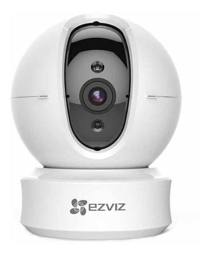 camara ip wifi cv246 ezviz by hikvision 720p motorizada