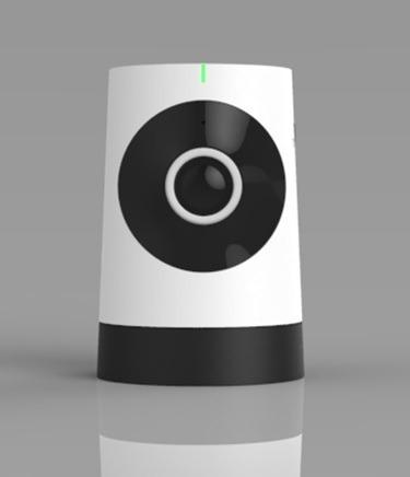 Cámara Ip Wifi Espía Fisheye Hd 720p App Ipc360 128gb