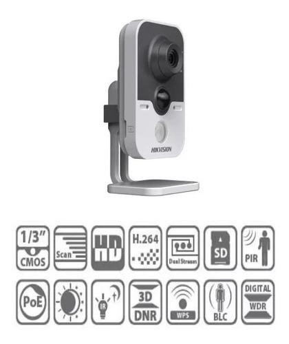 camara ip wifi hikvision full hd 1080p alarma audio casa