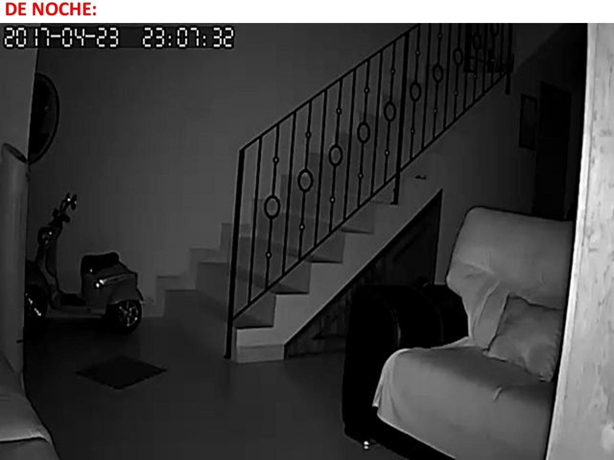Camara ip wifi inalambrica hd vigilancia casa envio gratis for Camara vigilancia inalambrica