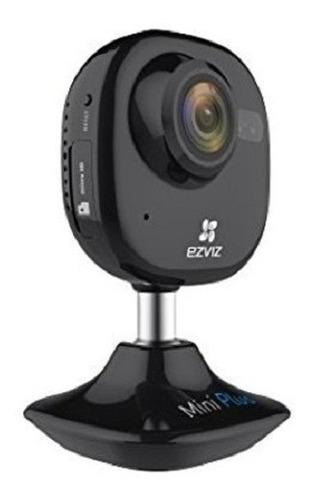 cámara ip wifi mini plus negro ezviz cs-cv200a052