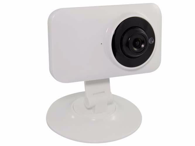 Camara ip wifi monitoreo dia noche audio nocturna sensor m for Camara vigilancia autonoma