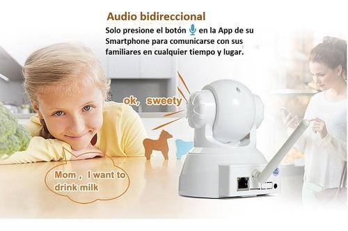 camara ip wifi robotica hd sricam sp012 wifi - envio gratis