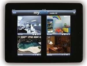 cámara ip wifi seguridad inalámbrica d-link 932l día noche