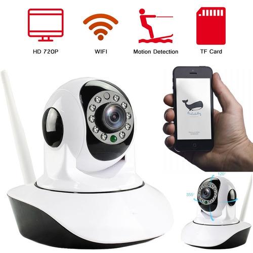 camara ip wifi seguridad vision nocturna