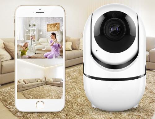 cámara ip wifi sinovision seguimiento audio baby call 2 mpx