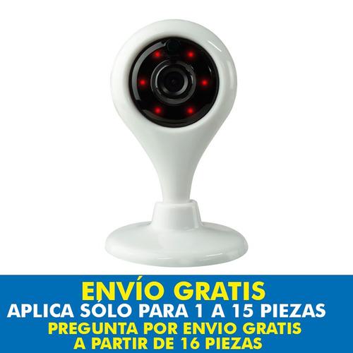 cámara ip wifi visión nocturna 1mp ranura micro sd app,