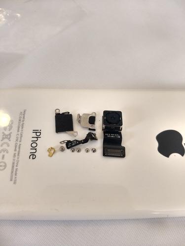 camara iphone 5c original de medio uso
