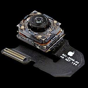 cámara iphone 6s y 6g (original)