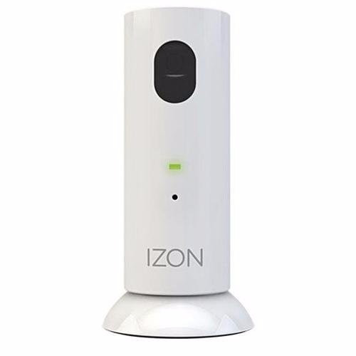 camara izon video cloud monitor wifi p/android & ios blanco