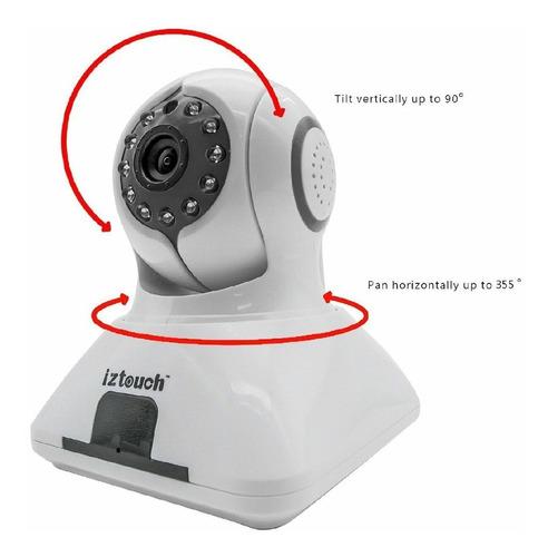 cámara iztouch modelo izsp-006