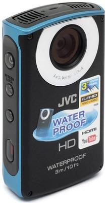 cámara jvc full hd 1920x1080  sumergible hasta 3 metros