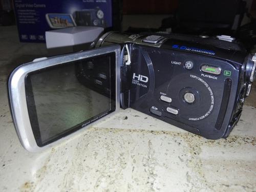 cámara jvc video