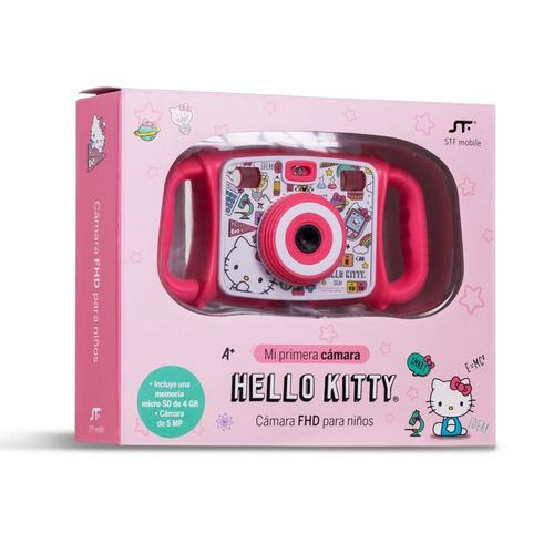 cámara kids stf hello kitty con envío gratis