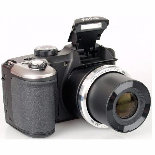 cámara kodak az251 pixpro bridge astro zoom semi reflex