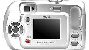 cámara kodak digital