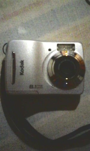 cámara kodak easy share c122