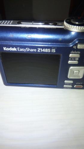 camara kodak easy share z1485 is 14mpx