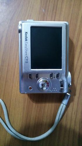 cámara kodak easyshare c713 - digital - dañada - cable bueno