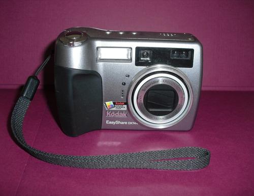 cámara kodak easyshare con accesorios y bateria