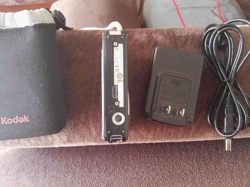 cámara kodak easyshare md1063 10.3mp como nueva 9/10