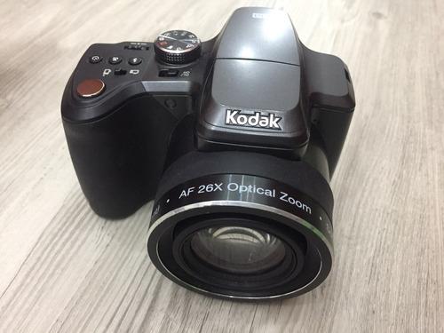 cámara kodak easyshare z981 14mp