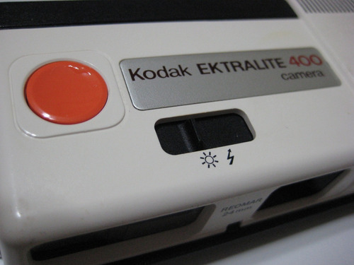 camara kodak ektralite 400 made in germany 110mm