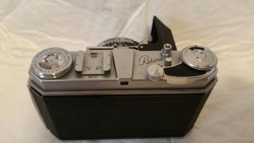 cámara kodak retina 1a, ia, la, 1952 alemana