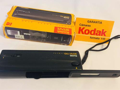 cámara kodak star 110 retro de los 90s con envío