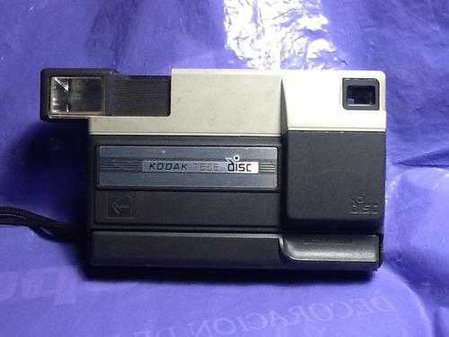 cámara kodak tele disc