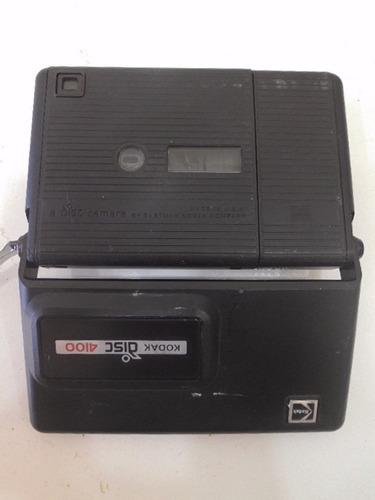 camara kodak vintage disco 4100 antigua #392