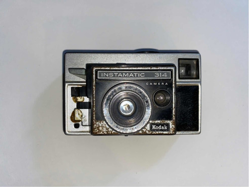 camara kodak vintage instamatic 314