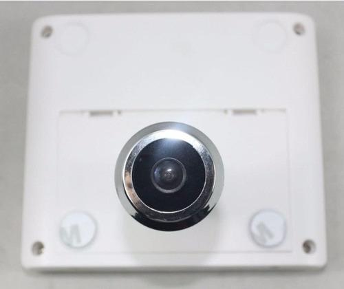 cámara lente visor mirilla timbre sustituye el ojo de pez