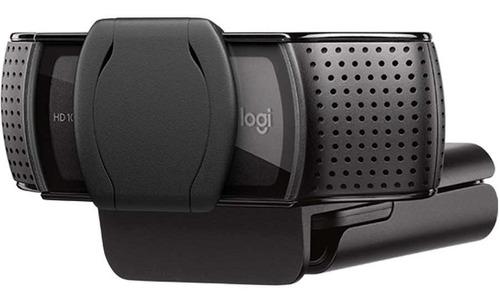 camara logitech full hd c920s pro webcam 1080p streaming