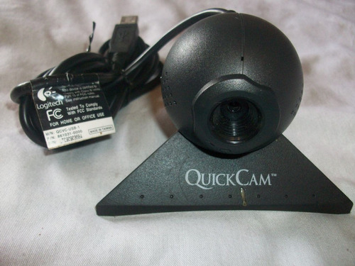 camara logitech quick cam computador oferta para hoy caracas