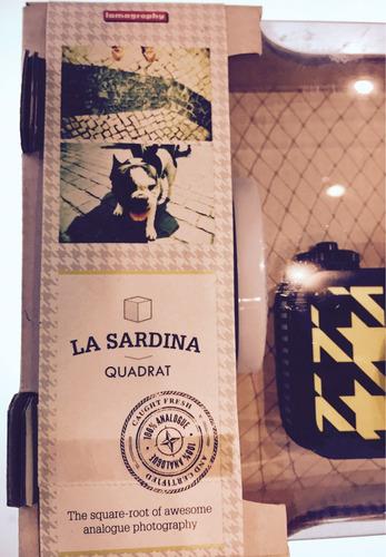 camara lomography la sardina quadrat