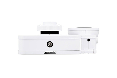 cámara lomography sp200diy la sardina & flash diy edition