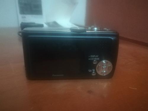 cámara lumix 10x tz1