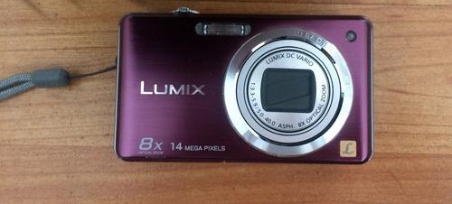 cámara lumix
