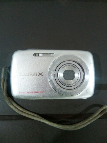 cámara lumix dmc s1 12.1mp 4x zoom