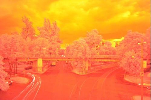 camara lumix fz30 convertida a infrarrojo