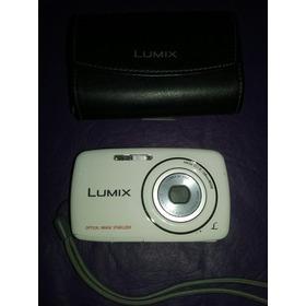 Cámara Lumix Panasonic Dmc-s3. Incluye 2 Cargadores.  Exc!!