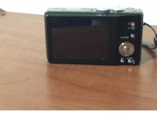 cámara lumix panasonic dmc-sz15 + estuche protector