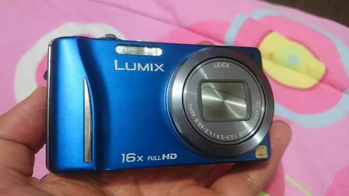 cámara lumix panasonic dmc tz20 leer descripción